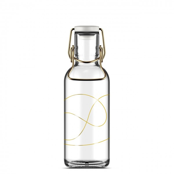 """Flasche """"Thirsty"""" 0,6l von fill me bottle"""