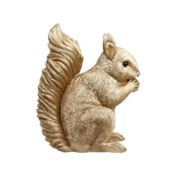 Spardose Eichhörnchen gold von &klevering