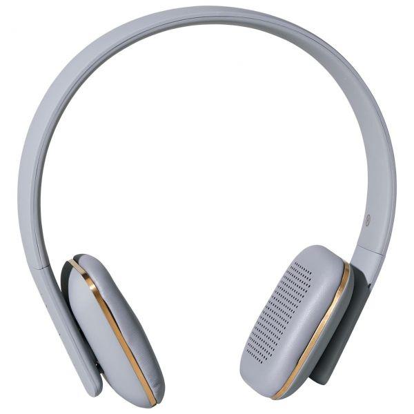Kopfhörer aHead von Kreafunk, grau