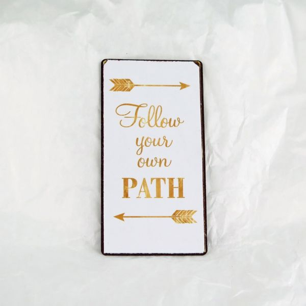 "Magnet ""Follow your path"""