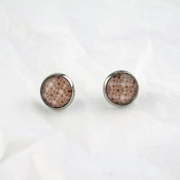 Ohrstecker Cabochon
