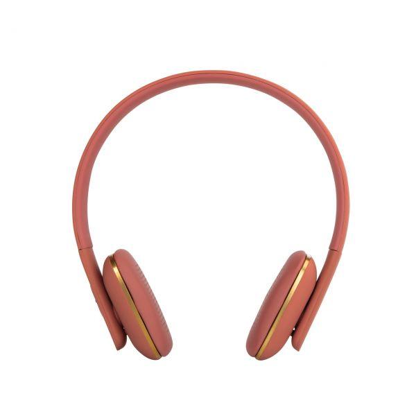 Kopfhörer aHead von Kreafunk, soft coral